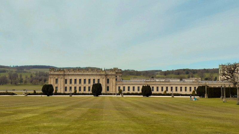 Chatsworth House, Peak District